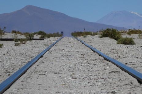 Lagunenroute Bolivien Julaka