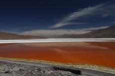 Lagunenroute Bolivien Laguna Colorada